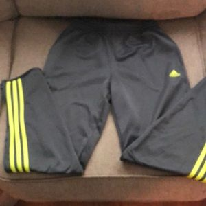 Boys Adidas sweatpants